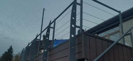 MH Concept - ferronnerie, Construction métallique